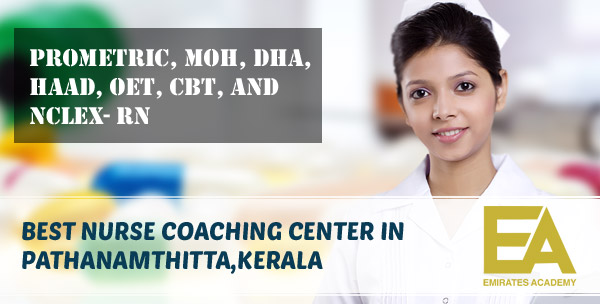 Best Nurse Coaching Centre in Pathanamthitta