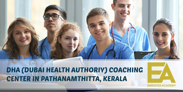 DHA EXAM TRAINING CENTER IN PATHANAMTHITTA