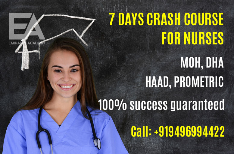 7 Days Crash Course for Nurses