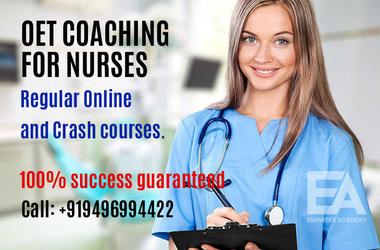 OET Coaching For Nurses Kerala